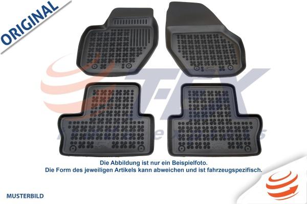 3D Gummi-Fußmatten für SEAT ARONA SUV ab 2017 Gummimatten Automatten