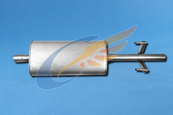 Montagesatz Endschalldämpfer /& Endrohr Auspuff Vw LT 28 35 SDi TDI  XL-Radstand