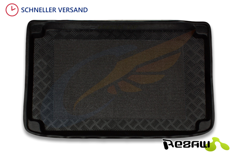 Bac de coffre Antidérapant Mercedes Classe A W168 W169 1997-2012 évier de compartiment à bagages