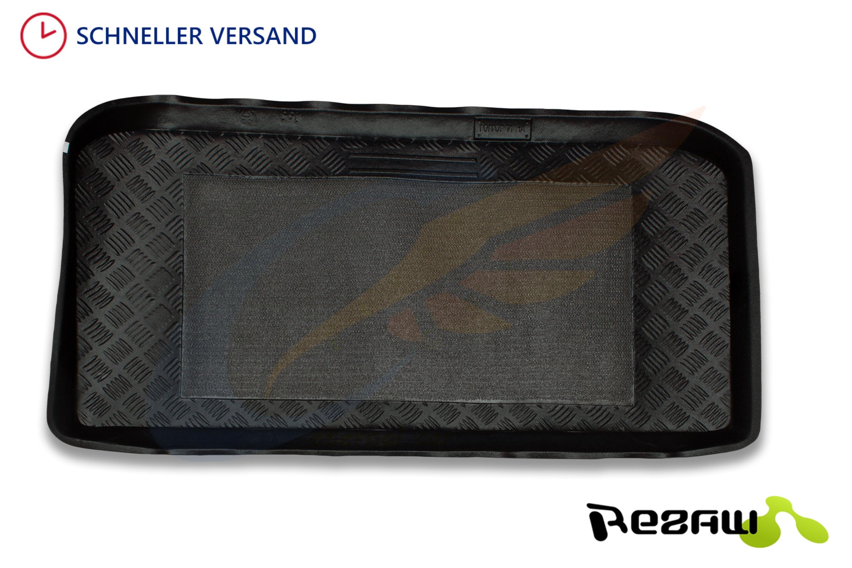 Kofferraumwanne Anti-Rutsch-Flache für Opel Agila A Bj.2000-2007