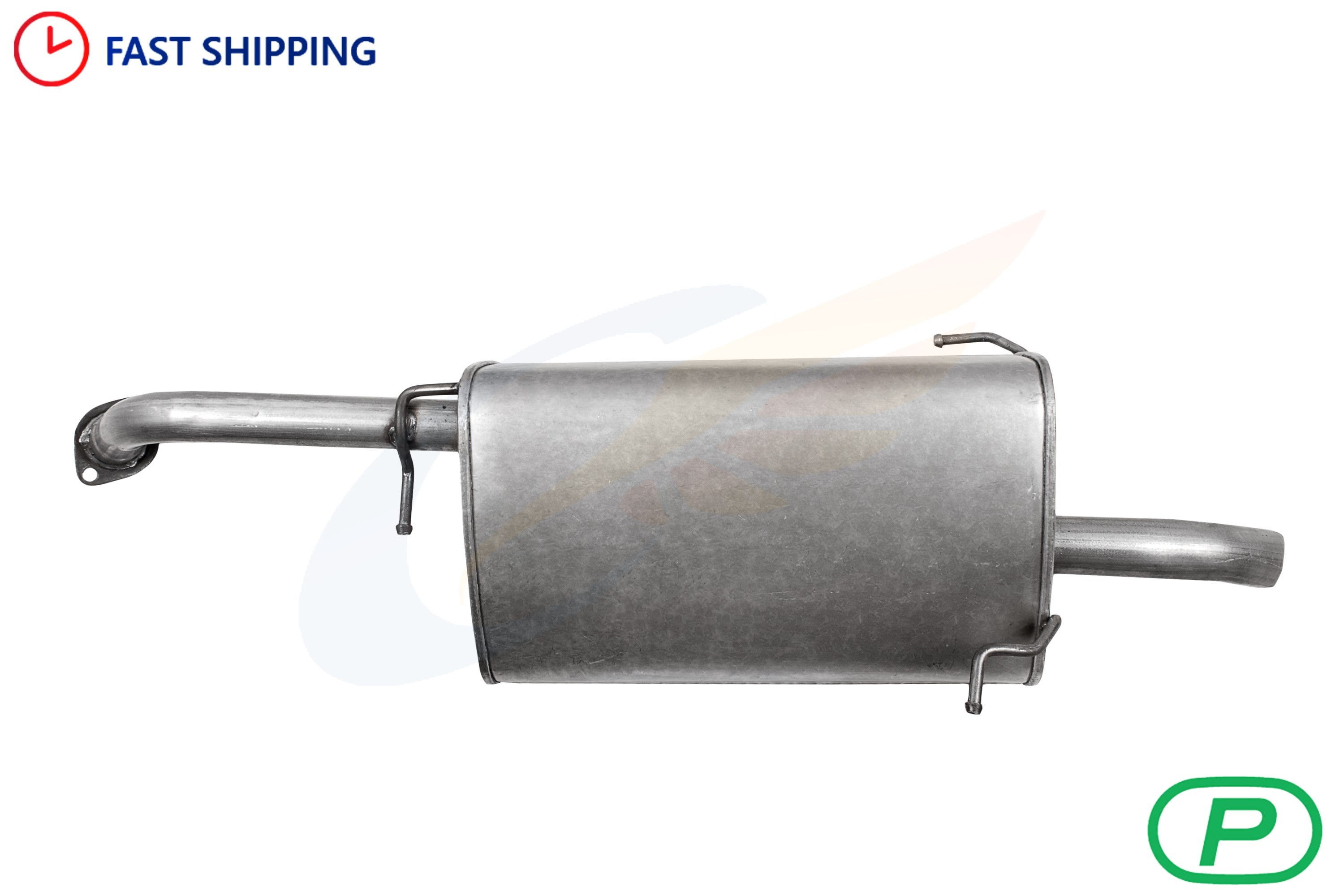 FRONT PIPE /& SILENCER BOX Chevrolet Lacetti 1.6 Petrol Estate 01//2005 to 12//2011