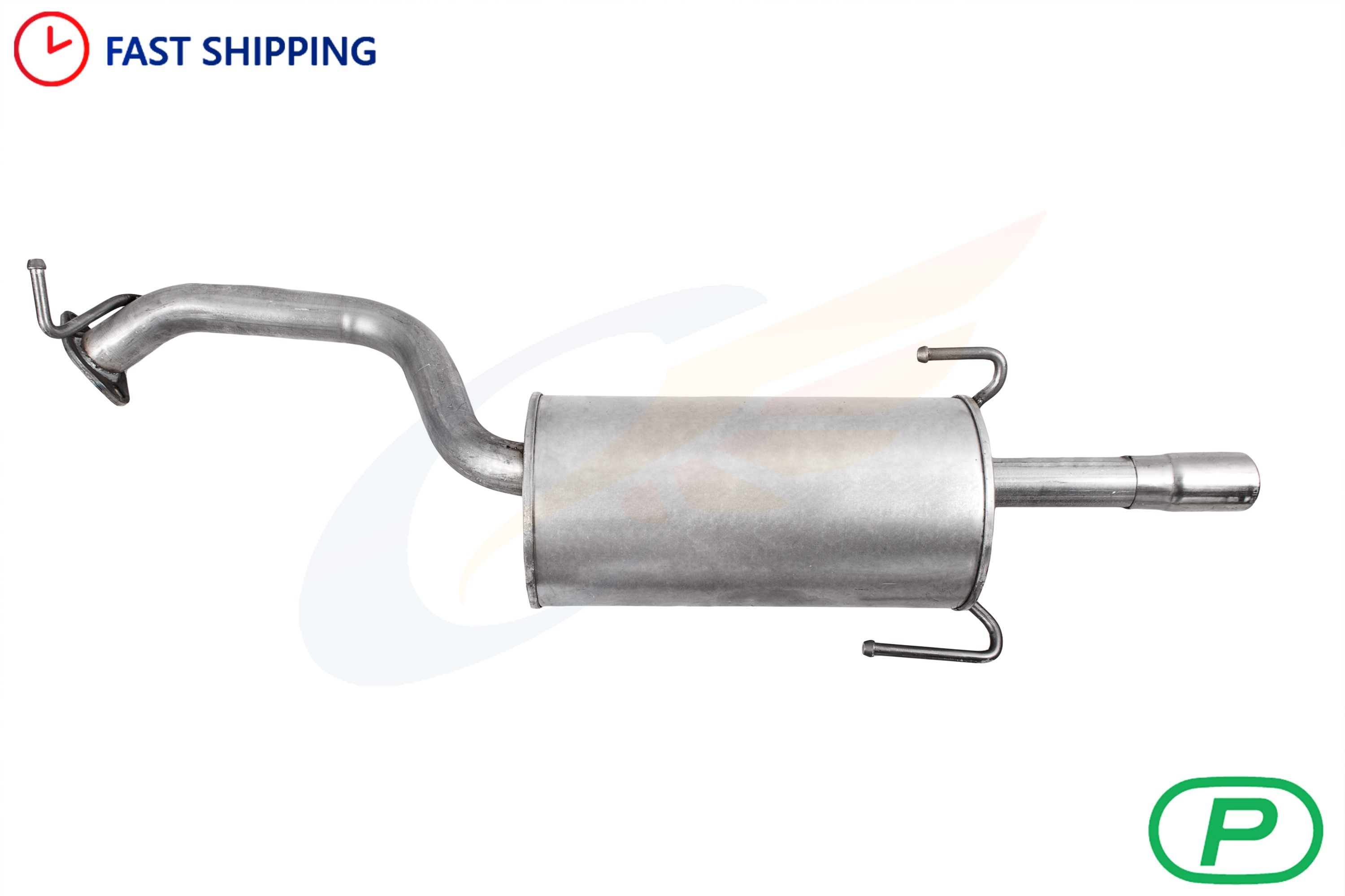 Rear Exhaust Box Replacement  For Subaru Legacy 2.0 1998-2003 Estate