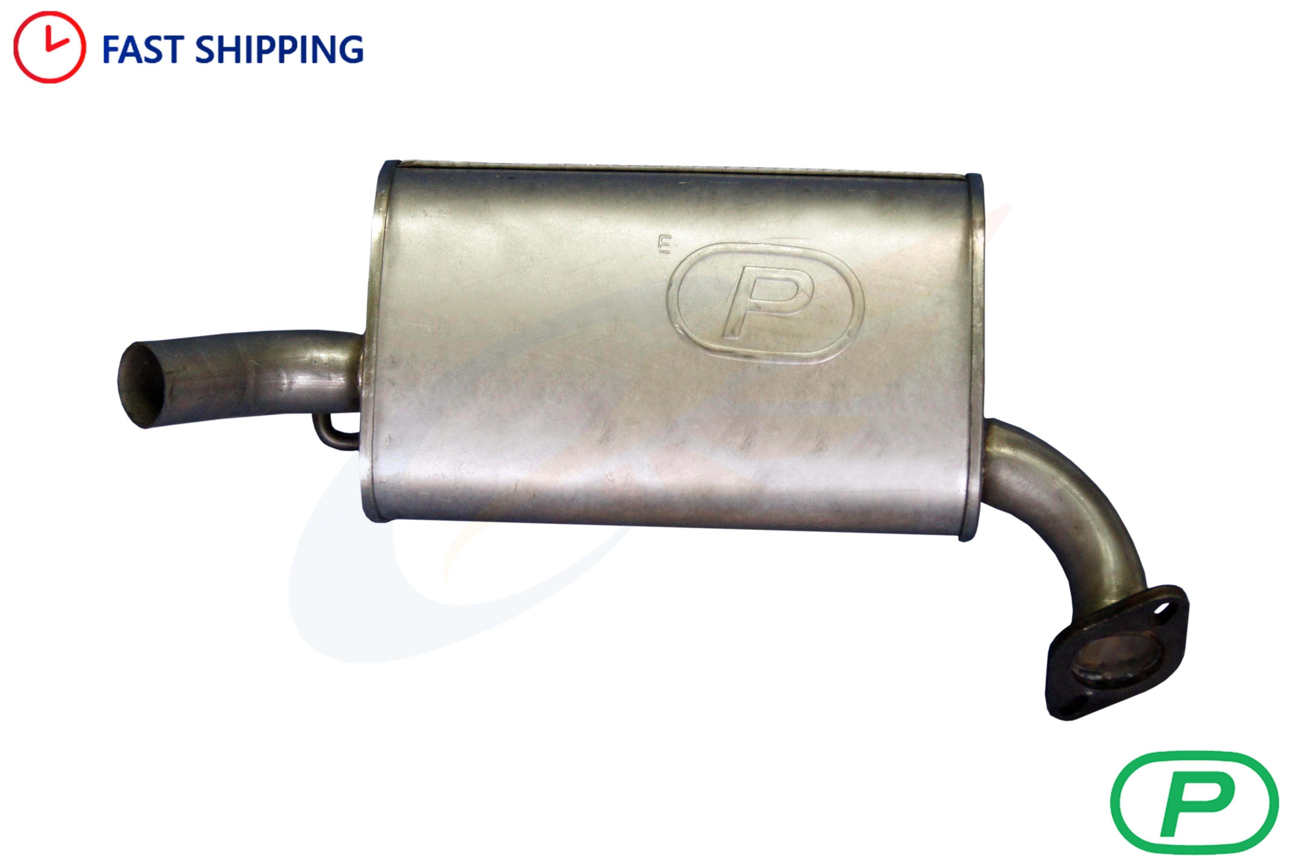 Landrover Freelander 1.8 Exhaust Rear Back Box Silencer